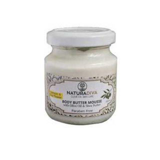 Body butter Lemon and Tea flowers 130ml