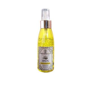 Body Oil Lemon & Tea flower