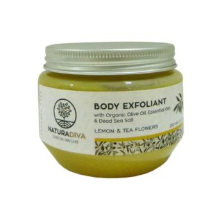 Body scrub Lemon
