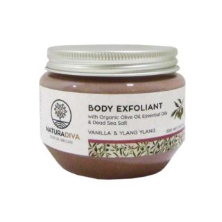 Body scrub Vanilla