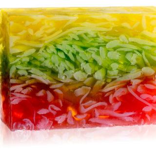 Σαπούνι γλυκερίνης Ρόδι - Καρπούζι