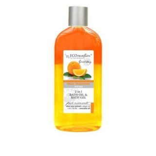 Αφρόλουτρο Bath Gel & Oil Fresh Tangerines