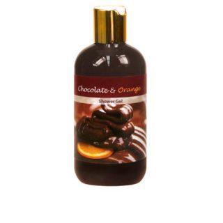 Shower gel Chocolate & Orange