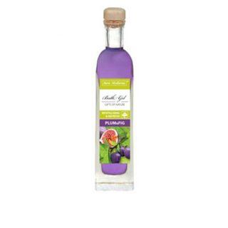 Φυσικό αφρόλουτρο Shower gel Plum & Fig