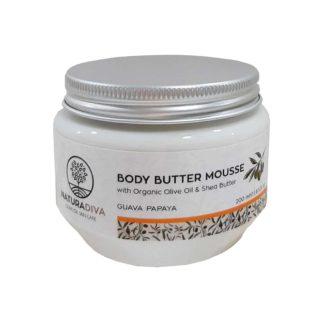 Body butter Guava papaya 200ml