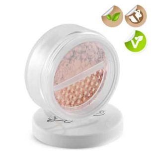 make up Πούδρα lily lolo organic