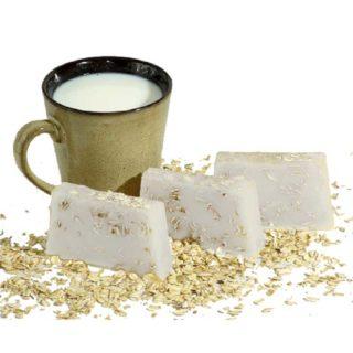 Σαπούνι Βρώμης με Γάλα γαϊδούρας