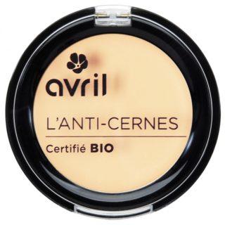 "Avril Organic Concealer ""Ivoire"""