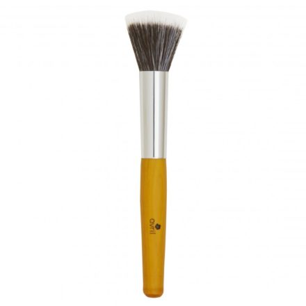 Πινέλο μακιγιά Round duo fibers brush for foundation