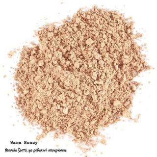 Mineral Make up – Πούδρα Warm Honey