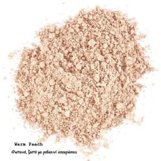 Mineral Make up – Πούδρα Warm Peach