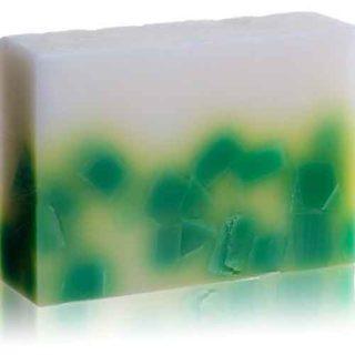 Χειροποίητο Σαπούνι Apple & White Heather με άρωμα πράσινου μήλου