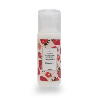 Body lotion Φράουλα