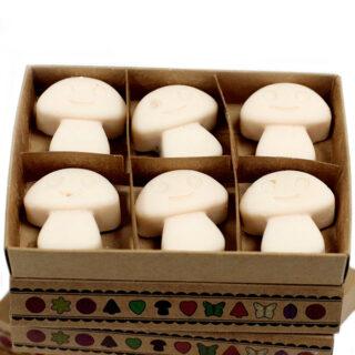 Κεράκια σόγιας Vanilla Nutmeg