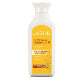 Σαμπουάν για ξηρά μαλλιά με Βιταμίνες Α,C,E