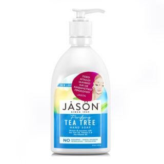 Υγρό Κρεμοσάπουνο με Tea Tree